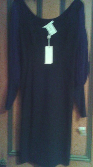Preload https://item2.tradesy.com/images/gianfranco-ferre-black-sheer-puffy-sleeves-mid-length-night-out-dress-size-12-l-10408336-0-1.jpg?width=400&height=650