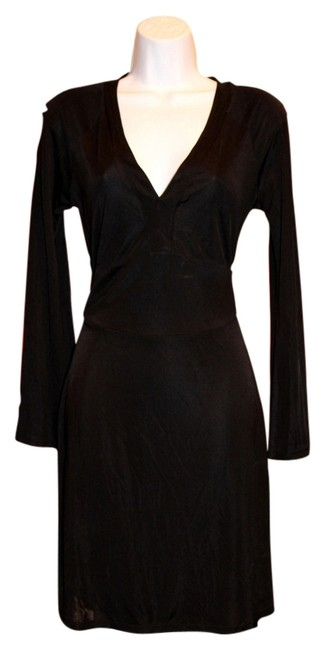 Preload https://item1.tradesy.com/images/victoria-s-secret-black-silky-fabric-amazing-flowing-stylish-like-new-above-knee-cocktail-dress-size-10408345-0-1.jpg?width=400&height=650