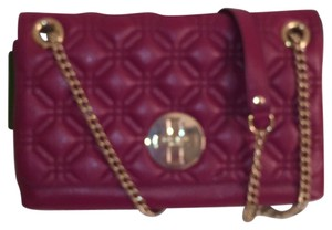 Kate Spade Leather Quilted Shoulder Cross Body Bag