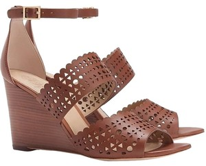 Tory Burch Nutria Wedges