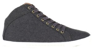 Joie Felton Felt High Top Hitop Gray Athletic