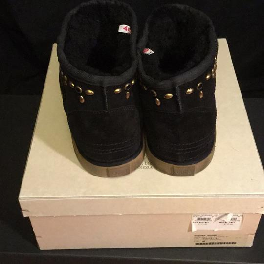 Golden Goose Deluxe Brand Blac Boots