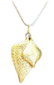 Other Beautiful Leaf Necklace