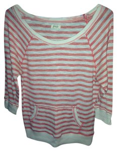 Aerie Pullover Striped Sweater