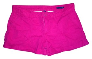 Gap High Waisted Mini/Short Shorts Pink