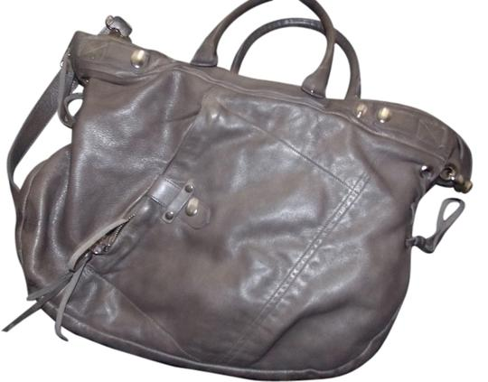 Other Satchel in Gray Leather