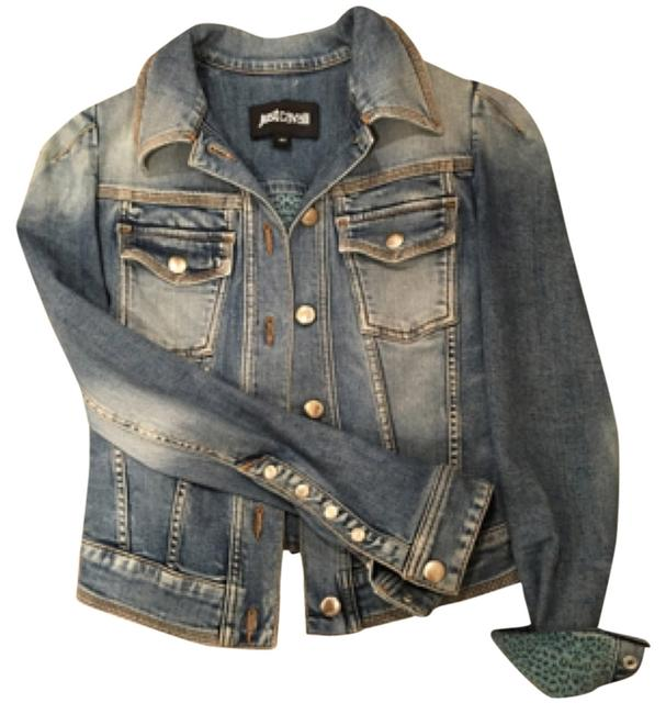 Preload https://img-static.tradesy.com/item/10413862/roberto-cavalli-light-denim-jacket-size-2-xs-0-1-650-650.jpg