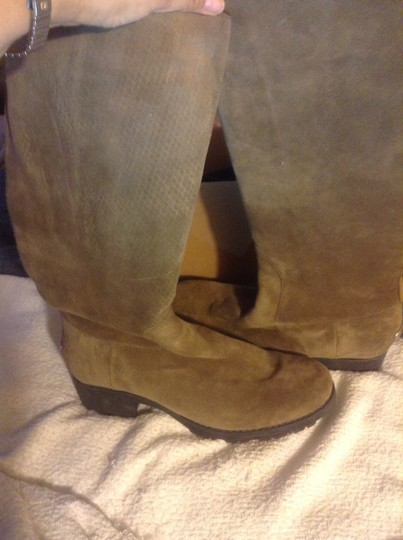 UGG Australia Military Green Boots