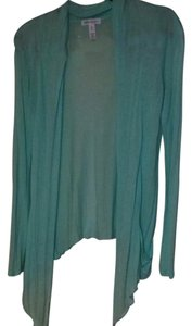 Ambiance Apparel Sheer Comfortable Cardigan