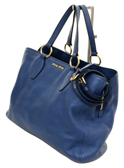 Miu Miu Tote in Blue