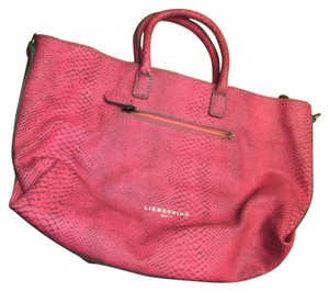 Liebeskind Tote in Pink