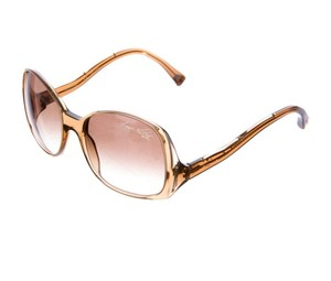 Louis Vuitton Louis Vuitton Brown glitter acetate Gina sunglasses