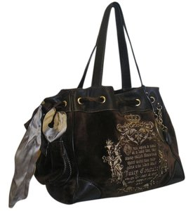 Juicy Couture Large Shoulder Bag