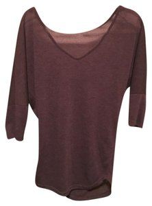 Off the shoulder long sleeve top Sweater