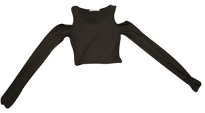 Foreign Exchange Top Black