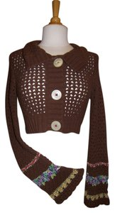 Free People New With Tags Cardigan