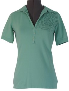Zumiez Button Down Shirt Green