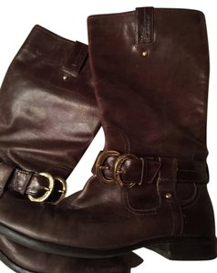 Ivanka Trump Dark brown/brown Boots