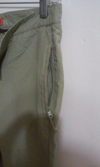 Esprit Weekend Fit Trouser Flare Pants green