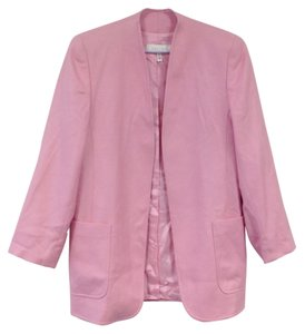 Escada Cotton Candy Pink Blazer