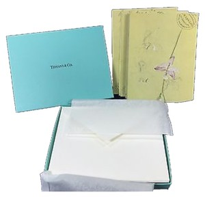 Tiffany & Co. Tiffany & Co Stationary Set
