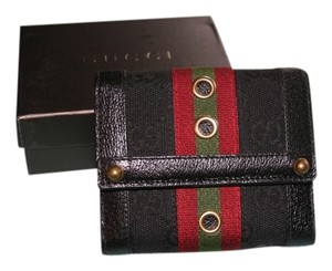 Gucci NEW Gucci Women's Studded Wallet