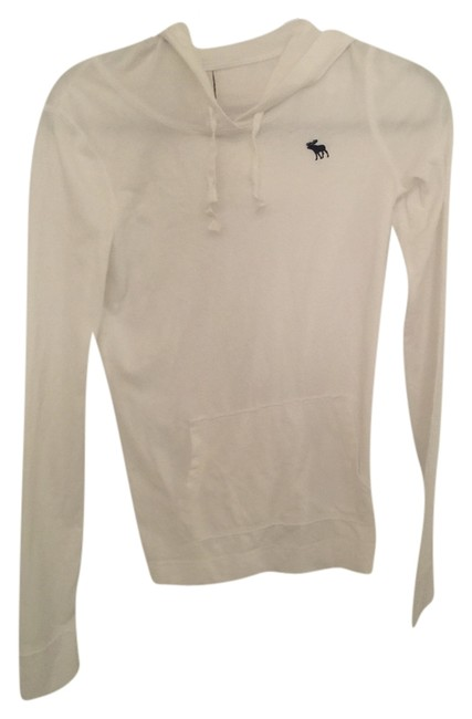Preload https://item4.tradesy.com/images/abercrombie-and-fitch-white-sweatshirthoodie-size-4-s-10421998-0-2.jpg?width=400&height=650