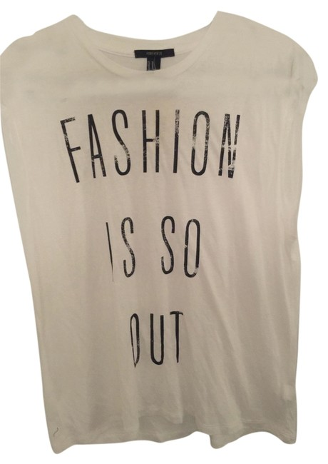 Preload https://item5.tradesy.com/images/forever-21-tee-shirt-size-8-m-10422154-0-1.jpg?width=400&height=650