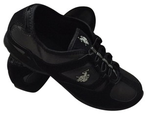 U.S. Polo Assn. Ralph Lauren Sneakers Black Athletic