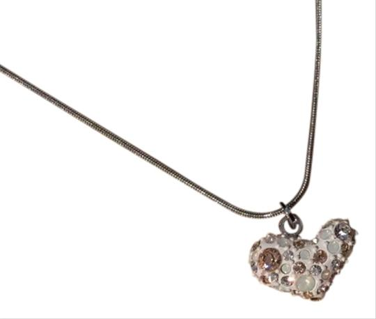 Swarovski Swarovski Heart Necklace & Earring Set