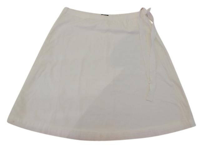 J Ctew Mini Skirt White