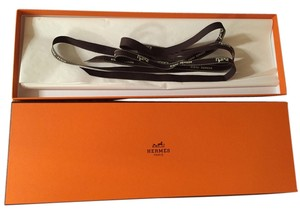 Hermès Hermes Tie Box Ribbon it's included .