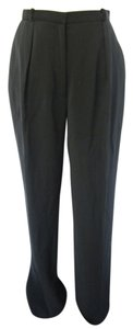 Caslon Straight Pants Dark Blue