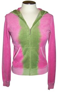 Juicy Couture Ombre Full Zip Sweatshirt
