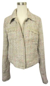 Calvin Klein Pastel Tweed Jacket
