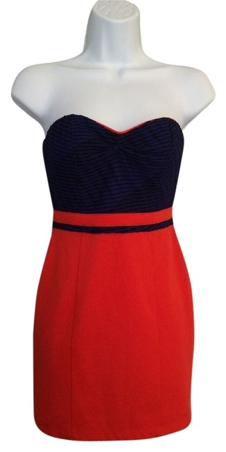 Preload https://item1.tradesy.com/images/silence-noise-blueorange-multicolored-mini-night-out-dress-size-4-s-10427890-0-1.jpg?width=400&height=650