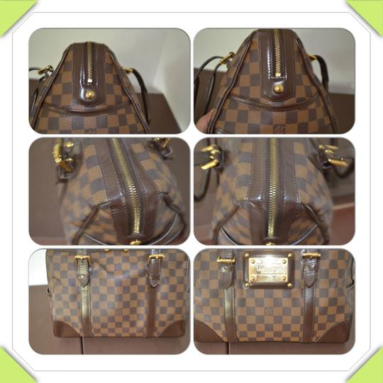 Louis Vuitton Damier Canvas Damier Ebene Berkeley Luxury Monogram Lv Shoulder Bag
