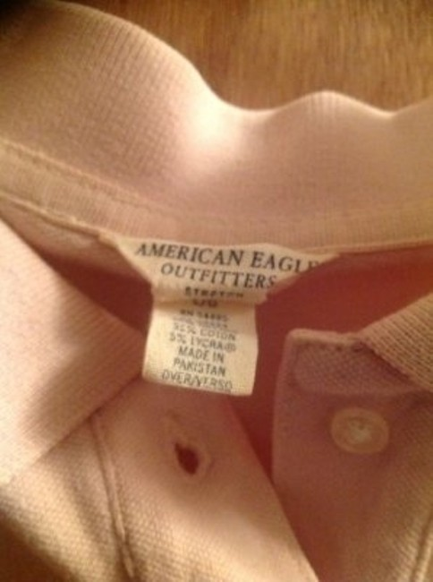 American Eagle Outfitters Long Sleeved Shirt With Button And Collar Sweater