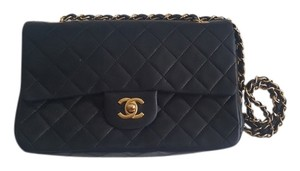 Chanel Vintage Doubleflap Shoulder Bag