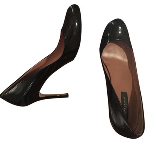 Ann Taylor Patent Pump Black Pumps