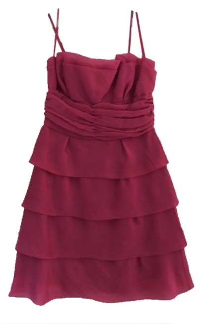 Preload https://item3.tradesy.com/images/max-and-cleo-magenta-xx-above-knee-cocktail-dress-size-10-m-10430347-0-1.jpg?width=400&height=650