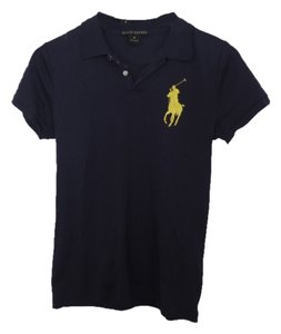Ralph Lauren Polo T Shirt Navy
