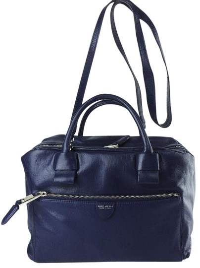 Preload https://item2.tradesy.com/images/marc-jacobs-antonia-small-pacific-blue-leather-satchel-10430416-0-3.jpg?width=440&height=440