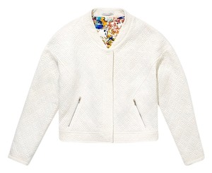 Rebecca Minkoff White/Reversible Jacket