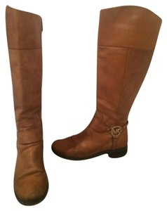 Michael Kors Light Brown, Camel Boots