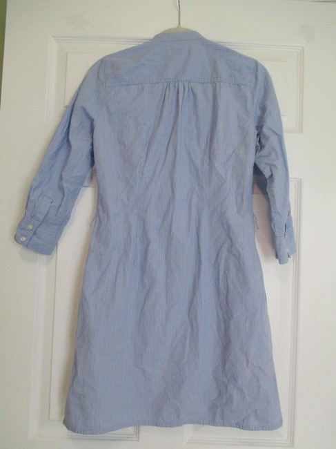 Ann Taylor LOFT Button Down Shirt light blue