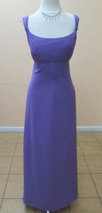 Alfred Angelo Purple 6717 Dress