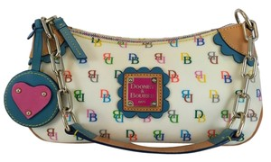 Dooney & Bourke Coated Canvas Baguette