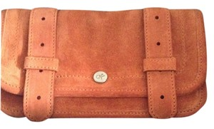Proenza Schouler Wristlet in Red Clay