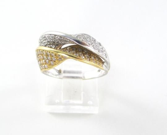 Preload https://item5.tradesy.com/images/gold-18kt-white-yellow-wlc-designer-band-114-diamonds-engagement-ring-10433239-0-0.jpg?width=440&height=440